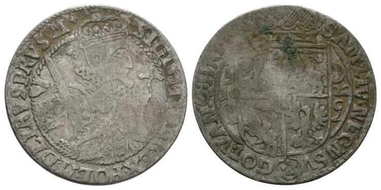 Poland - Sigismund III - 1622 - 1/4 Thaler