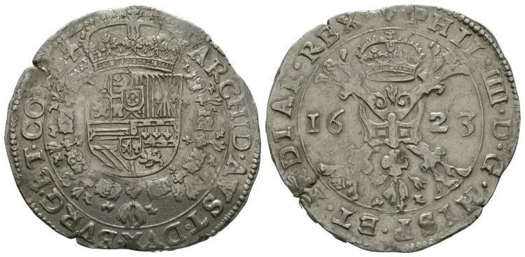 Spanish Netherlands - Flanders - Philip IV - 1623