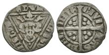 English Medieval Coins - Ireland - Edward I - Dublin - Long Cross Penny