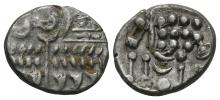 Iron Age Celtic Coins - Durotriges - Cranborne Chase Silver Stater