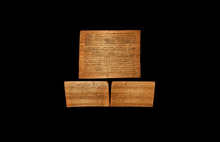 Roman Testament of Julius Fiddin