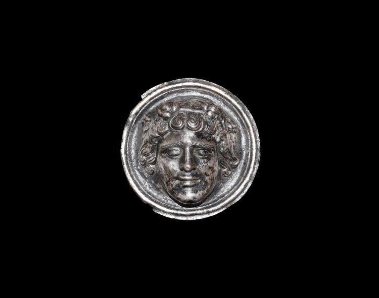 Roman Dionysus Phalera