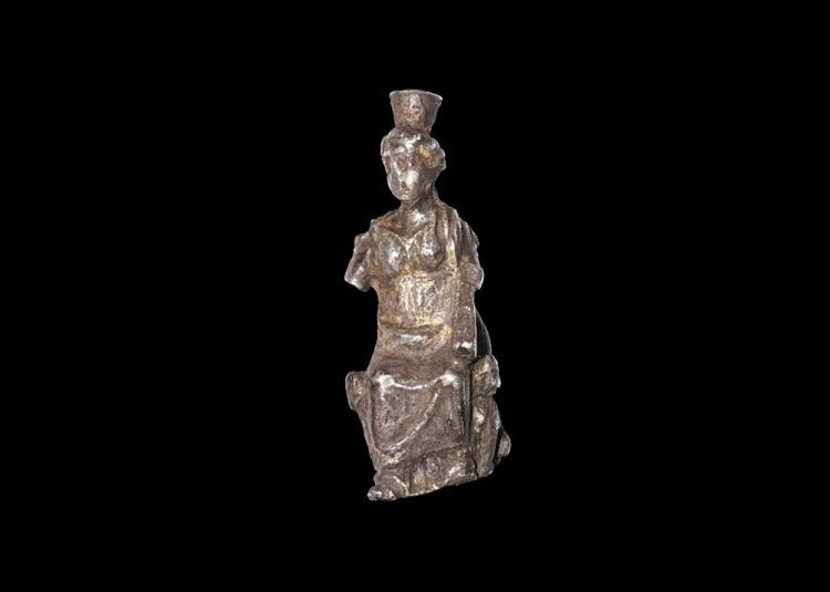 Roman Cybele Statuette
