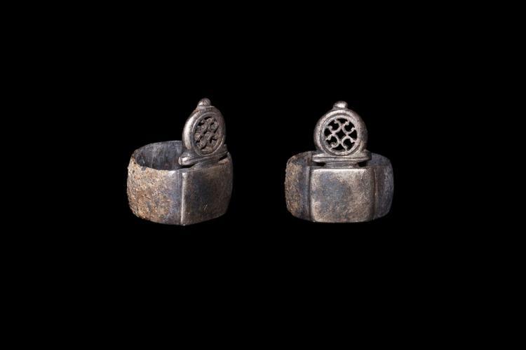 Roman Key Ring