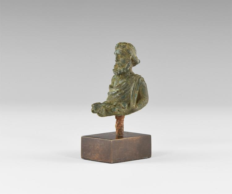 Roman Priapus Applique