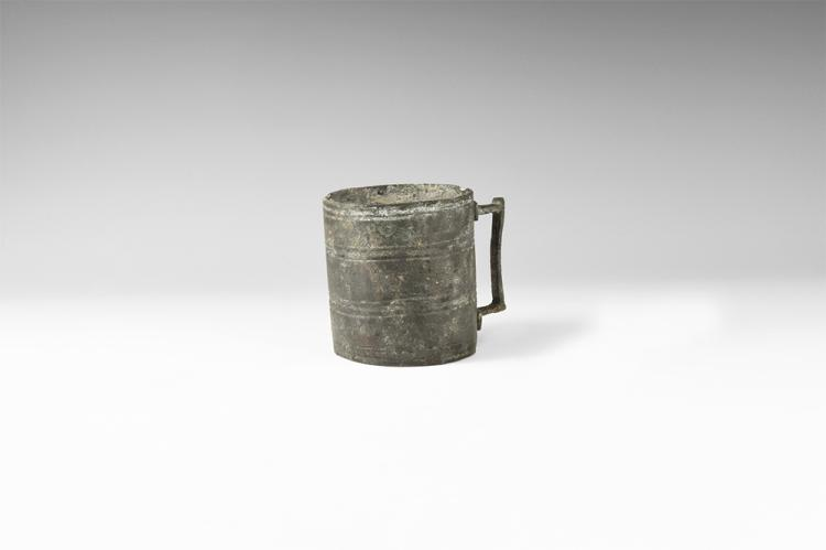 Roman Decorated Military Beaker
