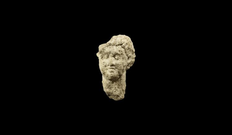 Roman Head of a Youth