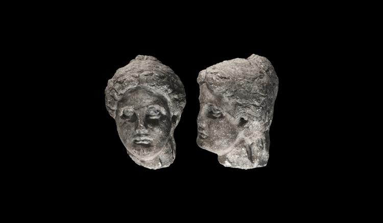 Roman Head of a Noblewoman