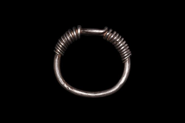 Roman Wound Terminal Bracelet