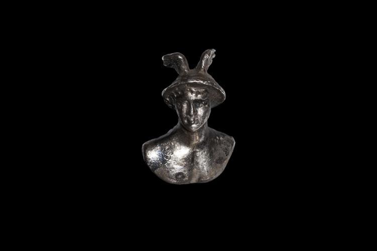 Roman Bust of Mercury