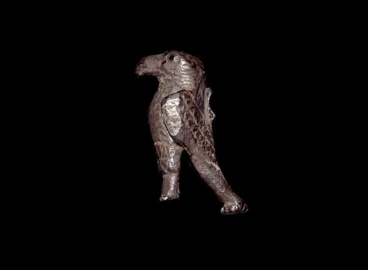 Roman Eagle Statuette