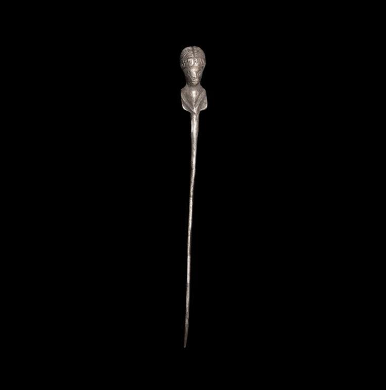 Roman Figural Pin