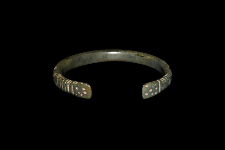 Roman Decorated Bracelet