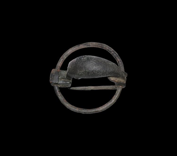 Roman Celtiberian Brooch