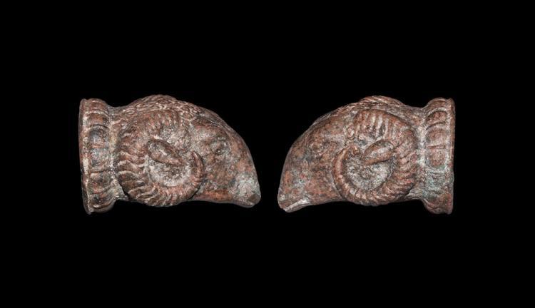 Roman Ram's Head Protome