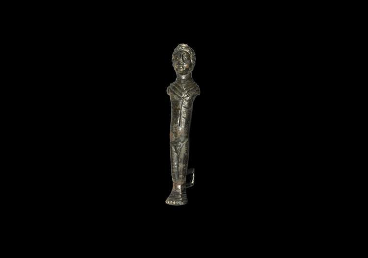 Roman Large Figural Hasp