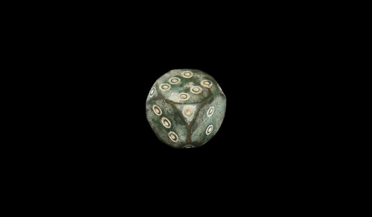 Roman Facetted Dice