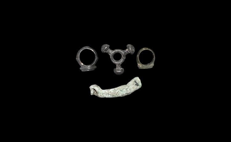 Roman Ring, Arm and Toggle Group