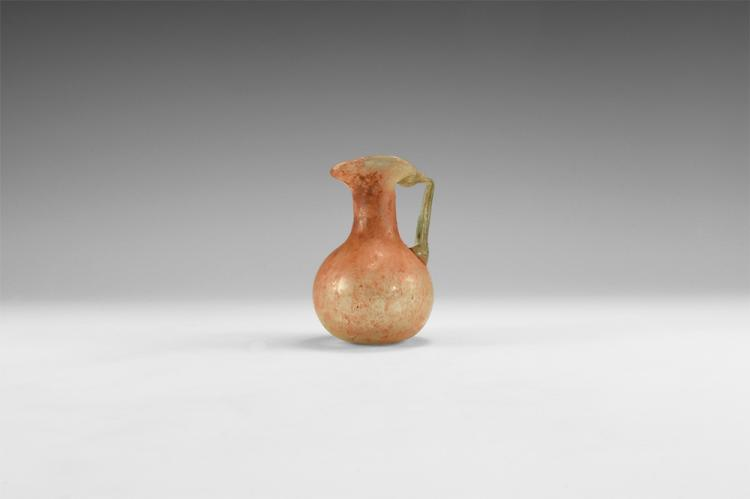 Roman Trefoil Mouthed Flask