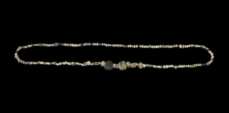 Roman Bead Necklace