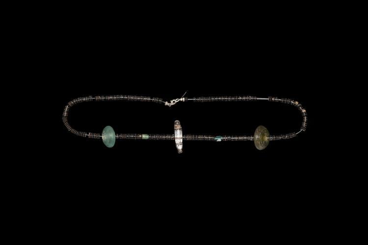 Roman Phallic Pendant Necklace