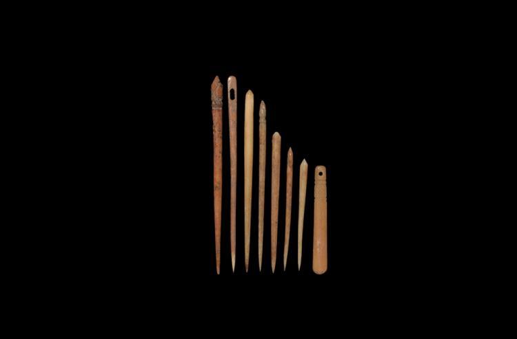 Roman Pin and Bodkin Group