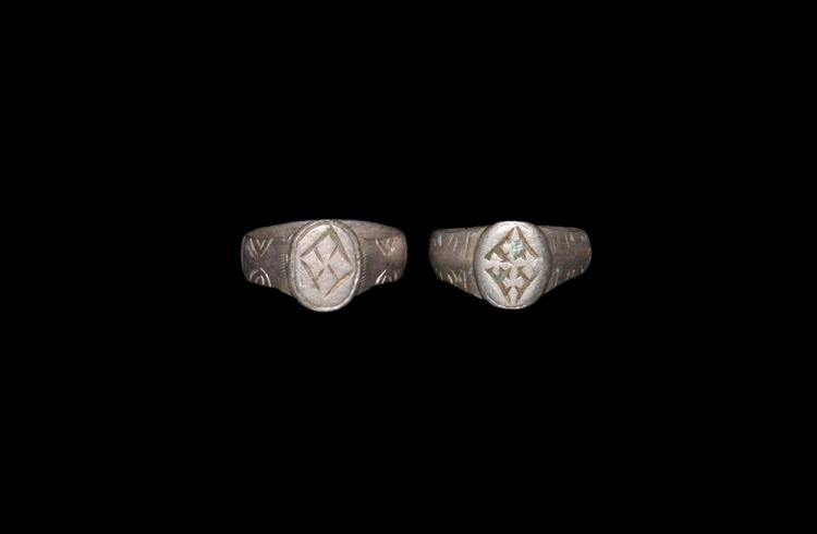 Byzantine Finger Ring Group