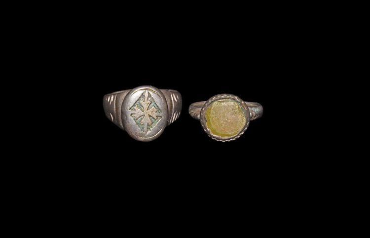 Byzantine Finger Ring Group