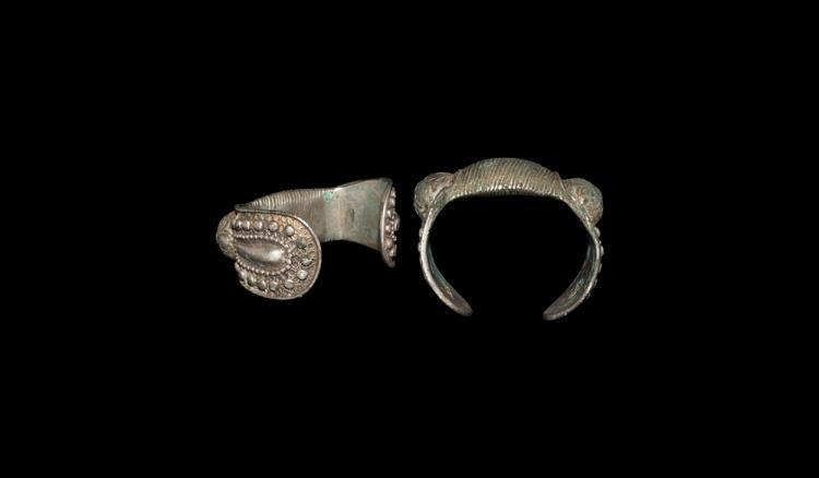 Rogatka Bracelet with Lobes