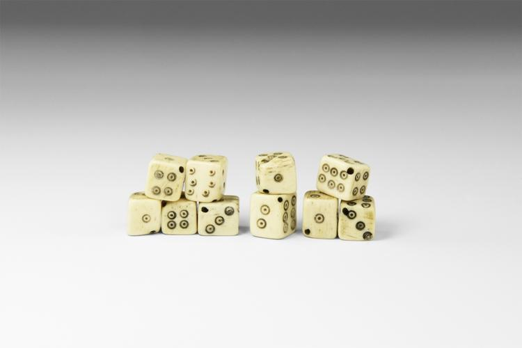 Byzantine Dice Group