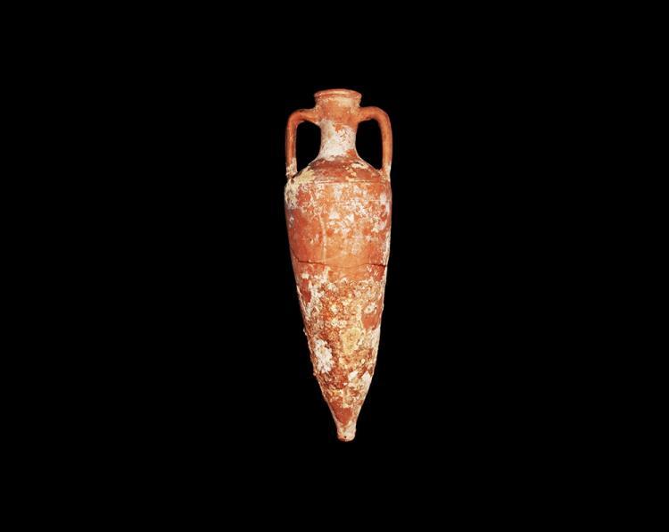 Greek Sea Encrusted Amphora