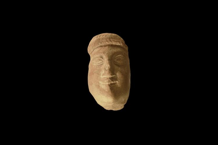 Greek Head of Kore
