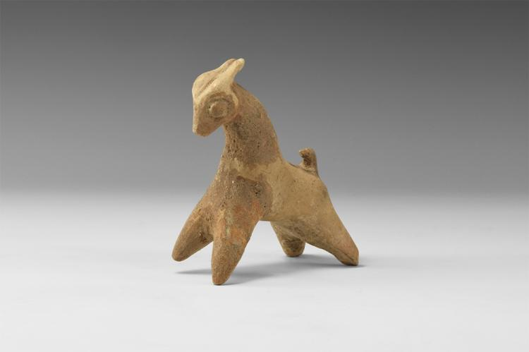 Greek Horse Statuette