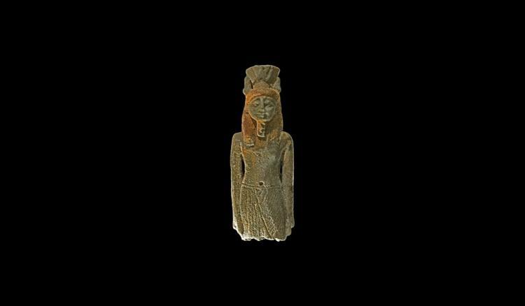 Egyptian Nefertum Amulet Fragment