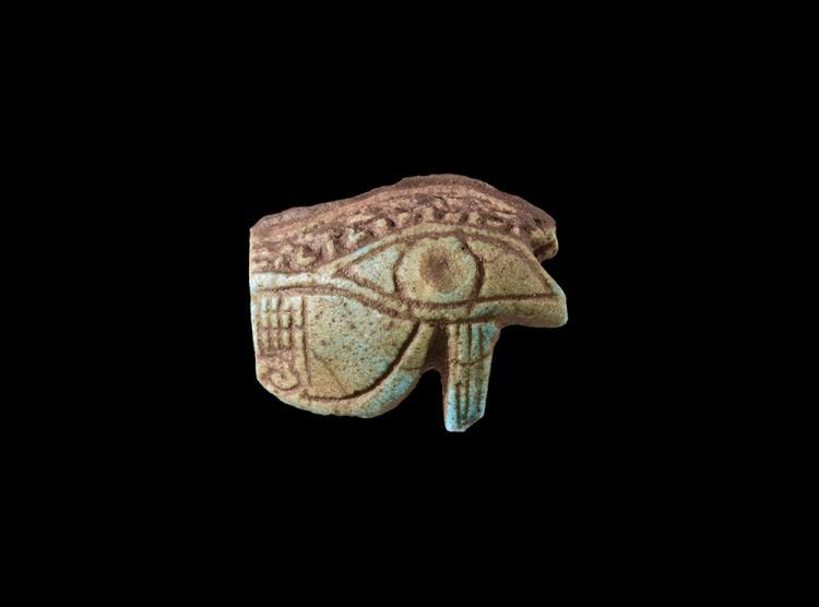 Egyptian Large Eye of Horus Amulet