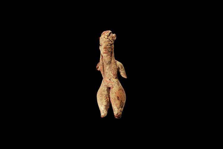 Phoenician Standing Idol