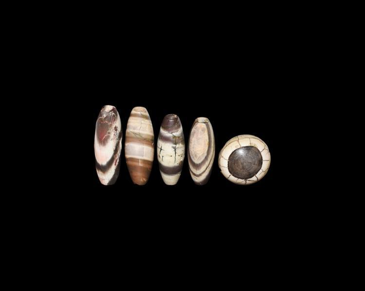 Phoenician Bead Group