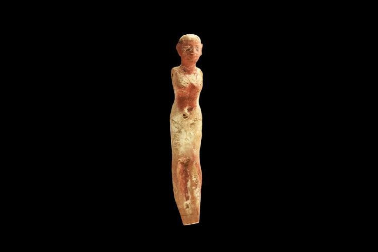 Egyptian Worker Figure
