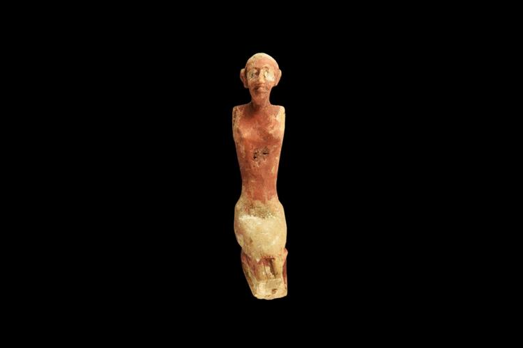 Egyptian Worker Figure
