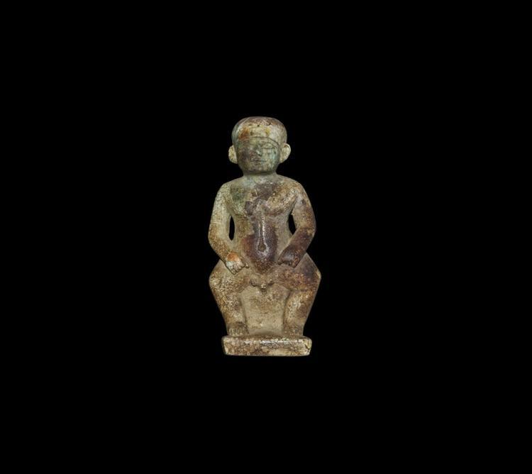 Egyptian Pataikos Amulet