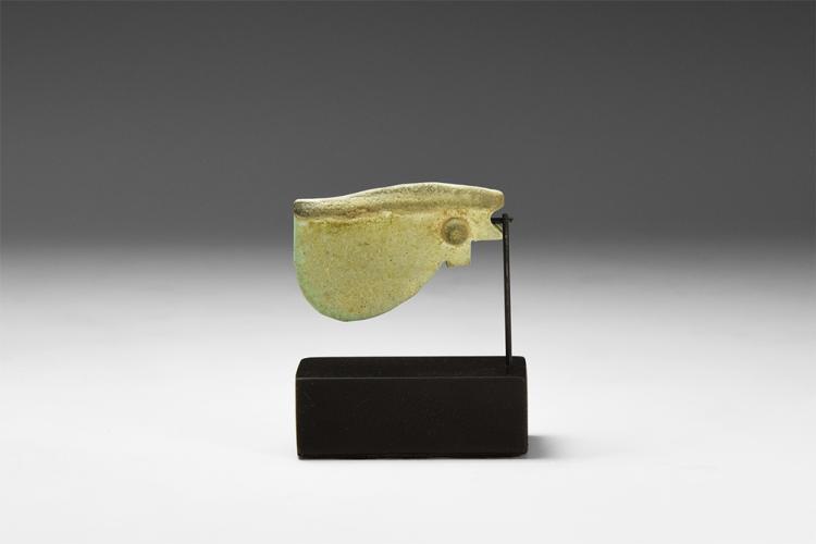 Egyptian Large Wedjat Amulet