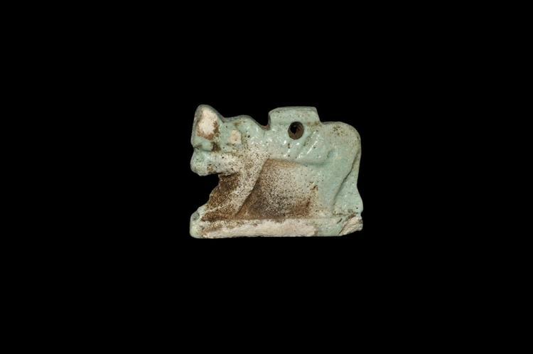 Egyptian Bull Amulet