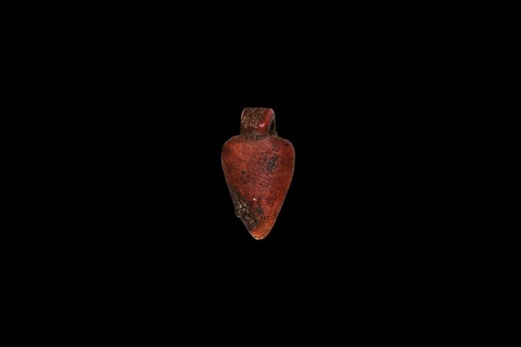 Egyptian Heart Amulet