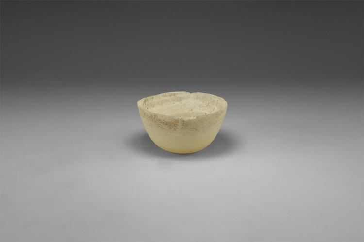 Egyptian Alabaster Bowl