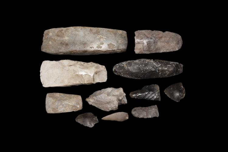 Stone Age Tool and Implement Group