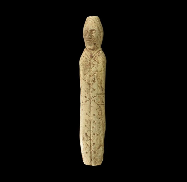 Van Culture Decorated Idol