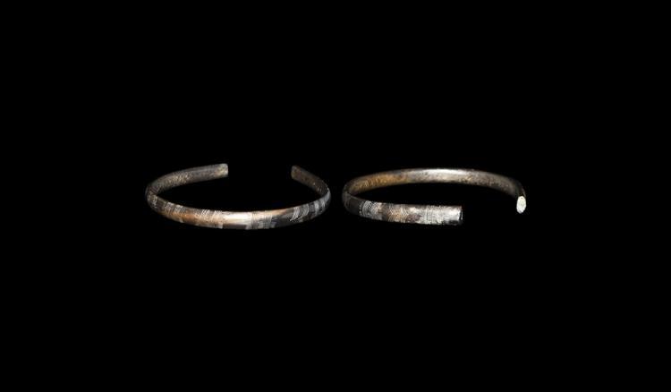 Bronze Age Large Bracelet