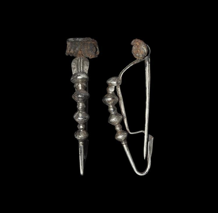Iron Age Danubian Bow Brooch