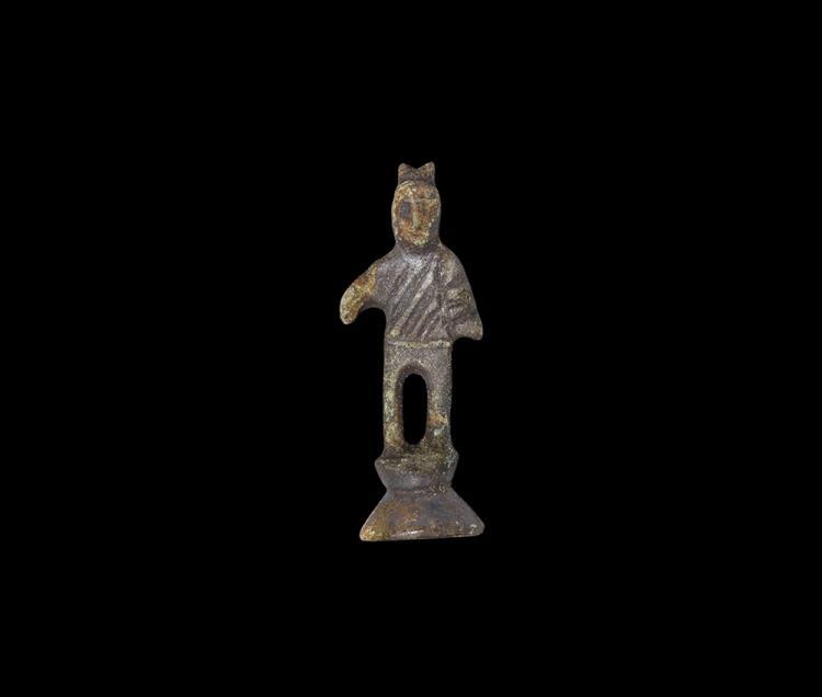 Iron Age Celtic Statuette