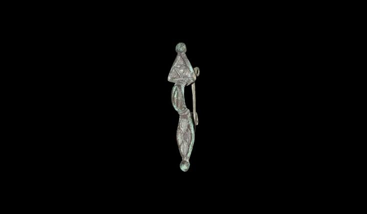 Frankish Bow Brooch